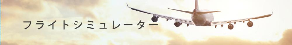 フライトシミュレーター
